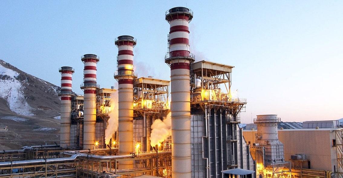 نیروگاه سیکل ترکیبی سنندج